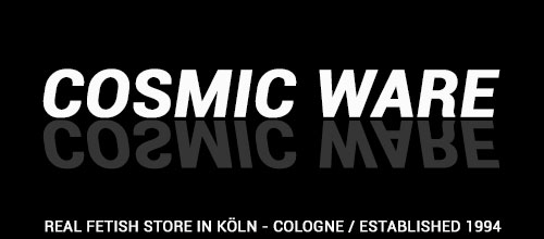 Cosmic Ware Real Fetish Store Köln